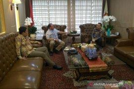 Gubernur Babel audiensi dengan Wakil Ketua DPR RI