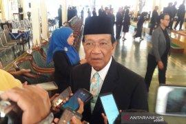 Gubernur Sri Sultan prihatin dengan kasus korupsi dana desa di Kulon Progo
