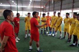 Tim sepak bola Pra-PON Kalsel bakal hadapi Jatim dan DIY