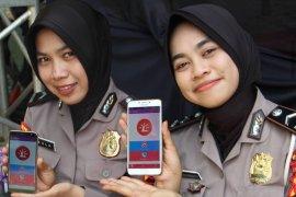 Polres Tapin luncurkan layanan  digital Halo Tapin