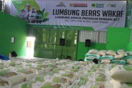 ACT Madiun dukung penyaluran Lumbung Pangan Wakaf