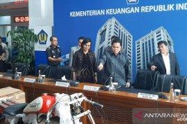 Kasus motor Harley diduga selundupan, Erick Thohir copot dirut Garuda