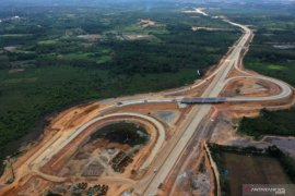 Presiden rencananya resmikan jalan tol Balikpapan-Samarinda