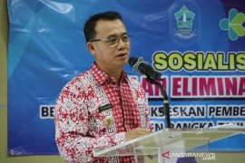 Wabup Bangka minta masyarakat bersabar sikapi rencana KIP di pantai Matras
