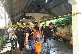 Pria gantung diri di halaman parkir kantor Disdikbud Kabupaten Belitung