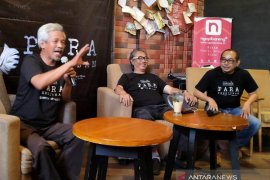 """Teater Gandrik siap pentaskan """"Para Pensiunan"""" di Surabaya"""