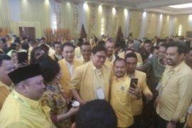 Airlangga Hartarto terpilih kembali sebagai Ketua Umum Golkar 2019-2024