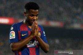 Barcelona naikkan klausul pelepasan Ansu Fati jadi 170 juta euro