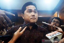 Erick Thohir pastikan Sandiaga Uno tidak masuk manajemen BUMN