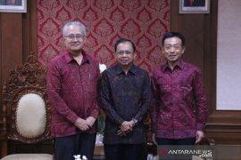 Gubernur Bali ingin tiru budaya bersih Jepang