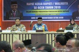 Gubernur: Persoalan batas Aceh-Sumut sudah tuntas