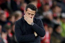 Terpental ke urutan 18, Everton pecat pelatih Marco Silva