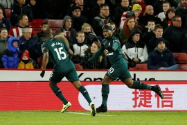 Liga Inggris: Newcastle bungkam Sheffield United