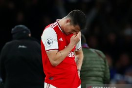 Liga Inggris, Arsenal tumbang 1-2 di tangan tamunya Brighton