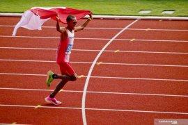 SEA Games: Prayogo celebrates with joy the first gold for Athletics team