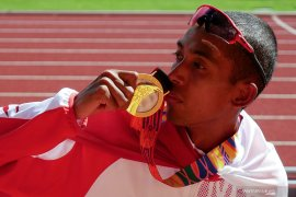 Indonesia buntuti Filipina di perolehan medali sementara SEA Games 2019