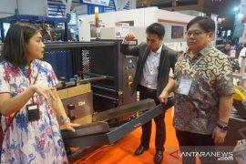 Ribuan pengunjung hadiri pameran manufaktur di JIExpo Kemayoran