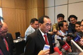 Kemenhub denda Garuda Indonesia