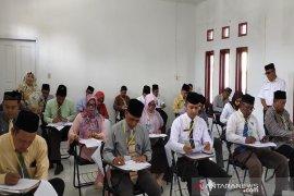 21 pejabat Aceh Jaya rebutkan 5 jabatan pimpinan tinggi pratama