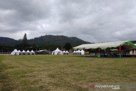 Warga kritik penyelenggaraan konser di lapangan sepak bola Musara Alun