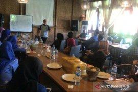 Dekranasda Pangkalpinang studi banding ke Bali