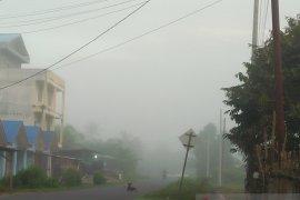 BPBD: Kabut di Mukomuko tidak terjadi akibat kebakaran gambut