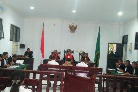 Tiga terdakwa korupsi mulai disidangkan di PN Ambon