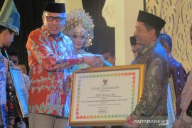 Rumoh Aceh raih anugerah Wisata Halal Aceh 2019