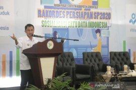 Bupati Gorontalo: data merupakan kebutuhan pembangunan