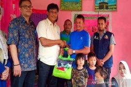 Pemerintah Aceh Utara kunjungi bayi bocor jantung di Tanah Jambo Aye