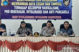 Satpolair Polres Bangka gelar silaturahmi tangkal radikalisme