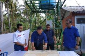 Serikat Pekerja Astra melalui ACT beri bantuan sumur wakaf di Lombok