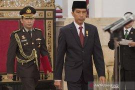 Mantan ajudan Jokowi, Irjen Pol Listyo Sigit Prabowo pimpin Kabareskim