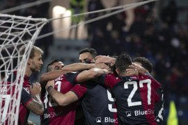 Dalam tiga hari, Cagliari tundukkan Sampdoria untuk kedua kali