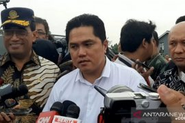 Menteri Erick: Kasus motor Harley di Garuda tindakan kriminal