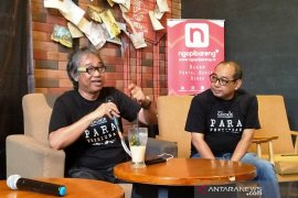 """6-7 Desember, Teater Gandrik pentaskan """"Para Pensiunan"""" di Surabaya"""