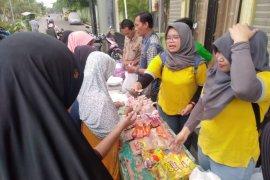 Jelang Natal dan tahun baru, operasi pasar digelar di Surabaya