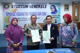 Universitas Pancasila-Pemkab Bogor jalin kerja sama