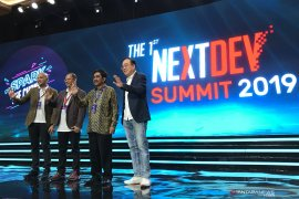 Konferensi teknolog The NextDev Summit 2019 digelar