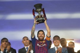 Barcelona akui kalau Lionel Messi tak lama lagi pensiun