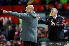 Solskjaer masih anggap Manchester United lebih besar dibandingkan Man City