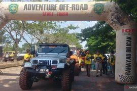 183 Offroaders explore Tapin adventure tourism