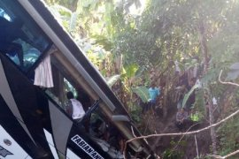 RSUD Ngudi Waluyo Blitar sebut lima korban tewas akibat kecelakaan bus
