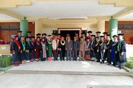 Sebanyak 372 mahasiswa Untag diwisuda