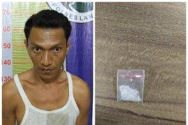 Satresnarkoba Polres Langkat tangkap pemilik narkotika warga Pangkalan Susu