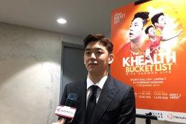 Sampai umur 40 tahun Young Dae akan terus bermain