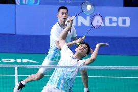 Bulu tangkis - Fajar/Rian kalah, tak ada wakil Indonesia di final Malaysia Masters