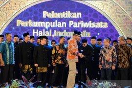 Pelantikan Pengurus Perkumpulan Pariwisata Halal Indonesia Aceh