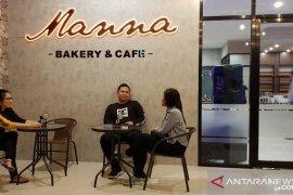 Manna Bakery & Cafe hadirkan konsep kekinian dan terjangkau