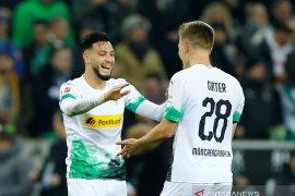 Liga Jerman, dua gol Bensebaini bawa Gladbach taklukkan Bayern